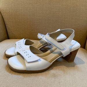 Beautifeel Leather Comfort Sandals